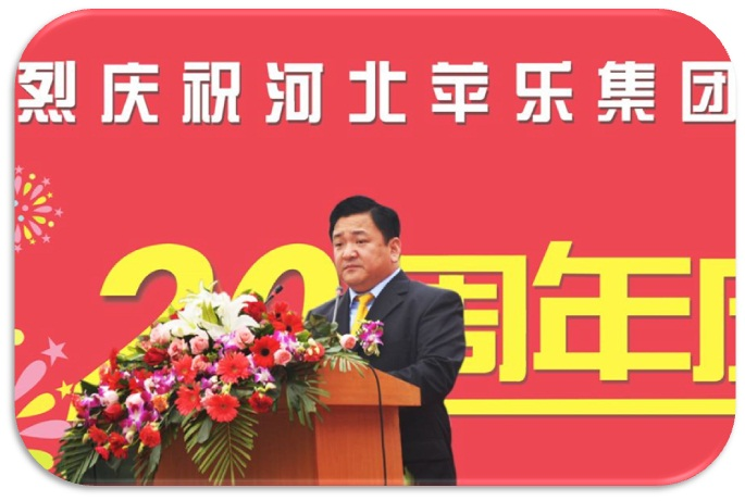 Chairman of Pingle Machinery Group---Mr. Li Jianjun