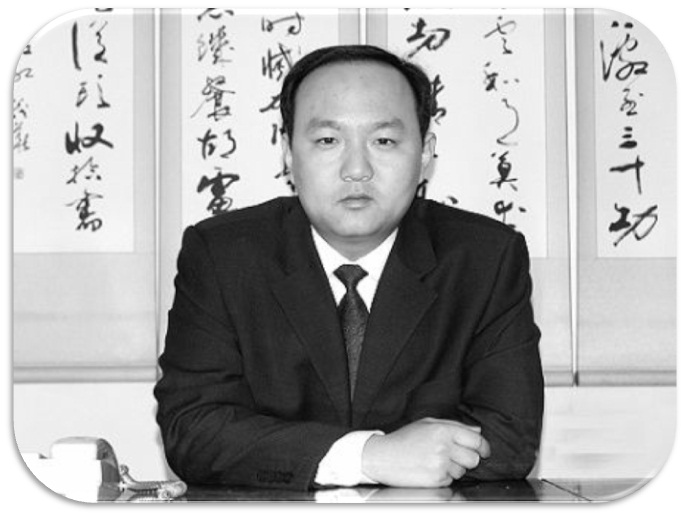 Chairman of Maosheng Machinery--- Mr. Zhao Zhiyong